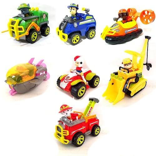 Щенячий патруль новые игрушки купить в спб